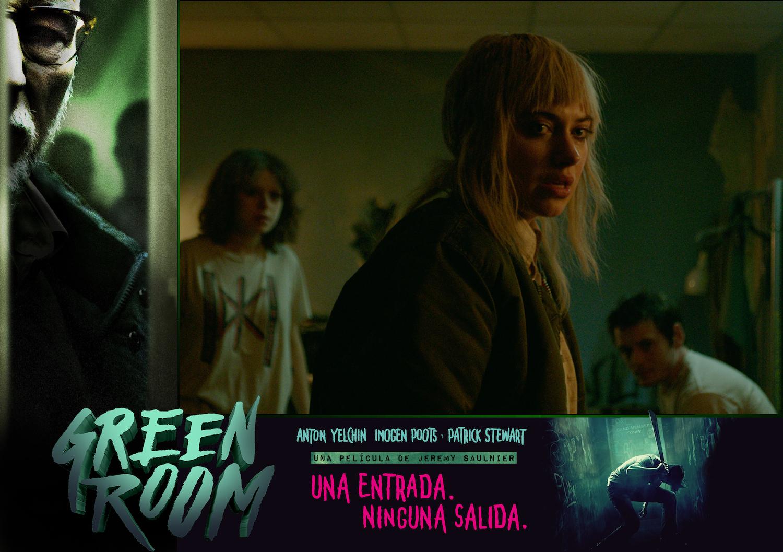 Sinopsis Green Room
